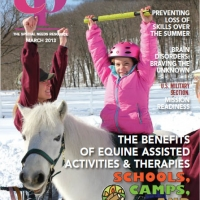 The Benefits of Equine Assisted Activities & Therapies